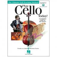 Play Cello Today! A Complete Guide to the Basics (+Online Audio)