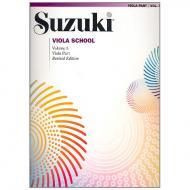 Suzuki Viola School Vol. 5