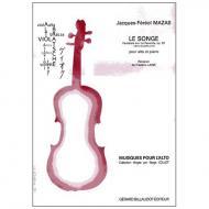 Mazas, J. F.: Le Songe Op. 92