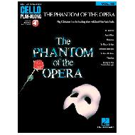 The Phantom of the Opera – Cello Play Along 10 (+Online Audio)