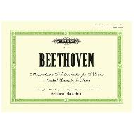 Beethoven Musikalische Kostbarkeiten für Klavier