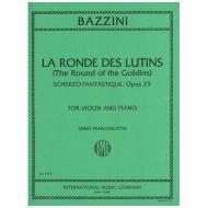 Bazzini, A.: La Ronde des Lutins Op. 25