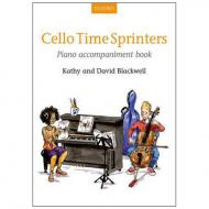 Blackwell, K. & D.: Cello Time Sprinters – Klavierbegleitung