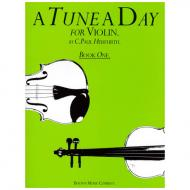 Herfurth, C. P.: A Tune a day Vol. 1