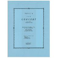 Vivaldi, A.: Concert En Mi Mineur (Konzert in e-Moll)
