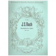 Bach, J.S.: Musikalisches Opfer BWV 1079
