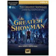 The Greatest Showman for Viola (+Online Audio)