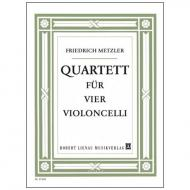 Metzler, F.: Quartett (1954)