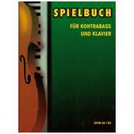 Spielbuch für Kontrabass Band 1