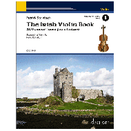 Steinbach, P.: The Irish Violin Book (+Online Audio)