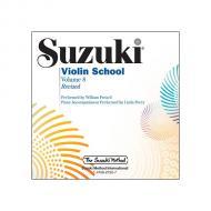 Suzuki Violin School Vol. 8 – CD