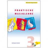 Praktische Musiklehre Band 3 (+CD)