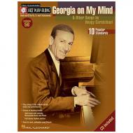 Georgia on My Mind & Other Songs by H. Carmichael (+CD)