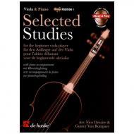 Selected Studies for Viola Band 1 (+CD)