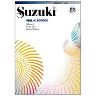Suzuki Violin School Vol. 1 (+CD)
