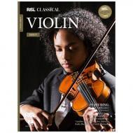 RSL Classical Violin - Debutant (+Online Audio)