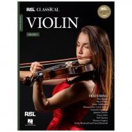 RSL Classical Violin - Grade 1 (+Online Audio)