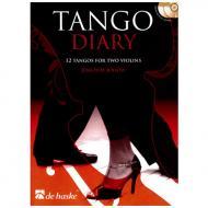 Johow, J.: Tango Diary (+CD)