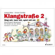 Klangstraße 2 – Kinderheft