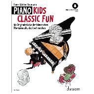 Heumann, H.-G.: Piano Kids Classic Fun (+Online Audio)