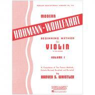 Whistler, H. S.: Beginning Method for Violin Vol. 1