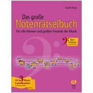 Klaus, G.: Das große Notenrätselbuch – Bassschlüssel