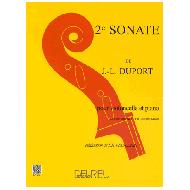 Duport, J.-L.: Violoncellosonate Nr. 2