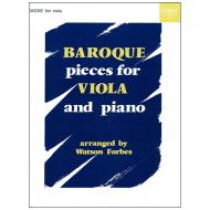Forbes, W.: Baroque Pieces