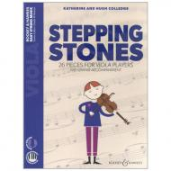 Colledge, K. & H.: Stepping Stones for Viola (+Online Audio)
