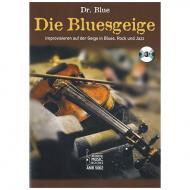 Schulze, K.-G. (Dr. Blue) : Die Bluesgeige (+CD)