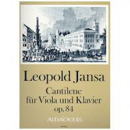 Jansa, L.: Cantilene Op.84