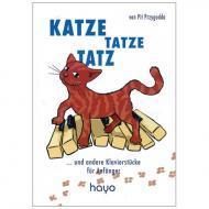 Przygodda, P.: Katze Tatze Tatz