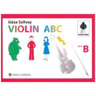 Colourstrings Violin ABC Book B