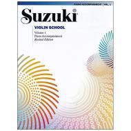 Suzuki Violin School Vol. 1 – Klavierbegleitung