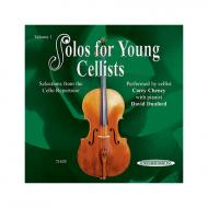 Solos for young Cellists Vol.1 (nur CD)