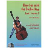 Reinke, G.: Have Fun with the Double Bass Band 2