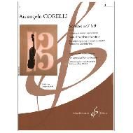 Corelli, A.: Sonates no.7 à 9 Op.5 pour violon et basse continue
