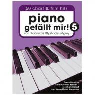 Heumann, H.-G.: Piano gefällt mir! 50 Chart und Filmhits Band 5