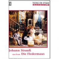 Teens on stage - Strauß, J.: Die Fledermaus