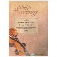 Liszt, F.: Violoncellosonate h-Moll
