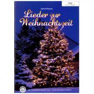 Pfortner, A.: Lieder zur Weihnachtszeit – Viola (+CD)