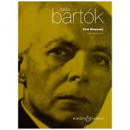 Bartók, B.: Rhapsodie Nr. 1 – Volkstänze (1928)