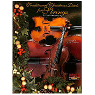Traditional Christmas Duets for Strings - Piano Accompaniment