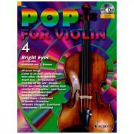 Pop for Violin Vol. 4