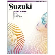 Suzuki Viola School Vol. 3