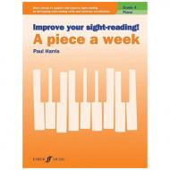 Harris, P.: Improve your sight-reading! A Piece a Week Grade 4