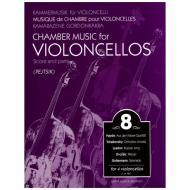Kammermusik für Violoncelli Band 8