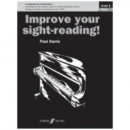 Harris, P.: Improve your sight-reading! Piano Grade 8