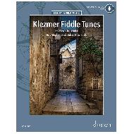 Stephen, R.: Klezmer Fiddle Tunes (+Online Audio)