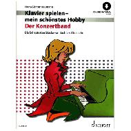 Heumann, H.-G.: Der Konzertband (+Online Audio)